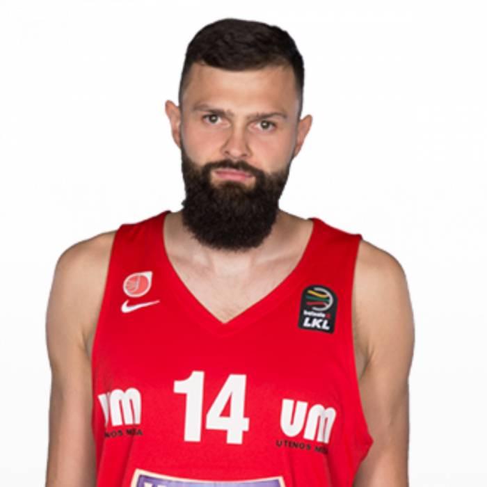 Photo of Vaidas Cepukaitis, 2018-2019 season