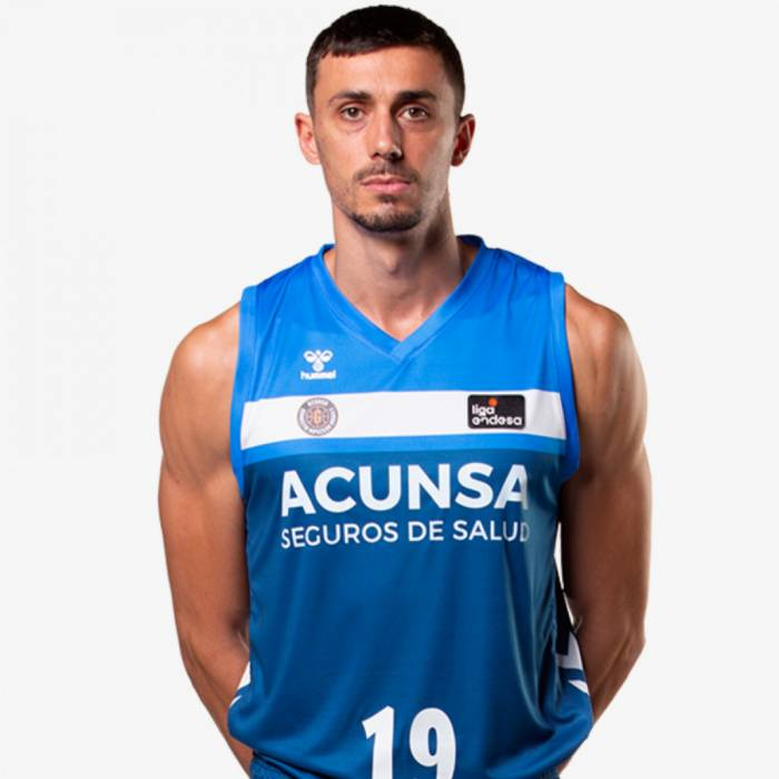 Photo de Pere Tomas, saison 2020-2021