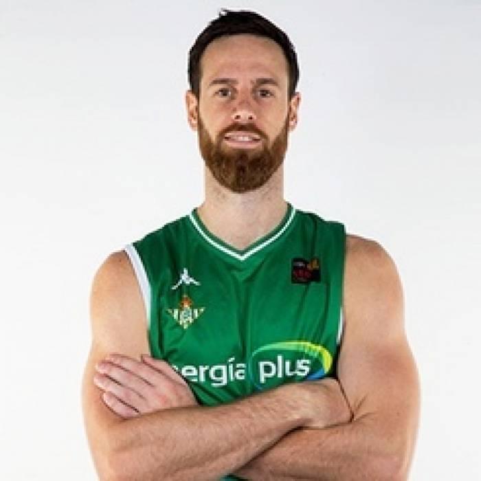 Foto de Pablo Almazan, temporada 2018-2019