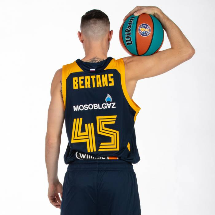 Photo of Dairis Bertans, 2020-2021 season