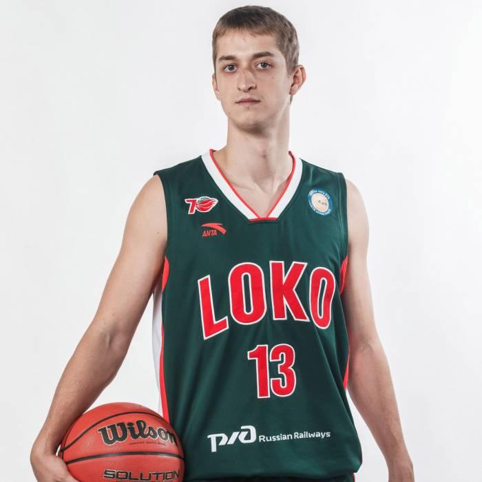 Photo de Dmitry Khvostov, saison 2016-2017