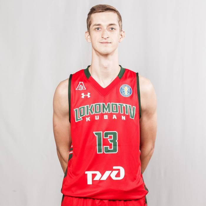 Photo de Dmitry Khvostov, saison 2018-2019