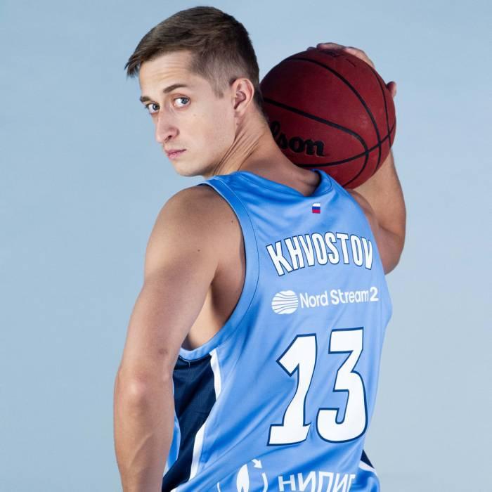 Photo de Dmitry Khvostov, saison 2019-2020