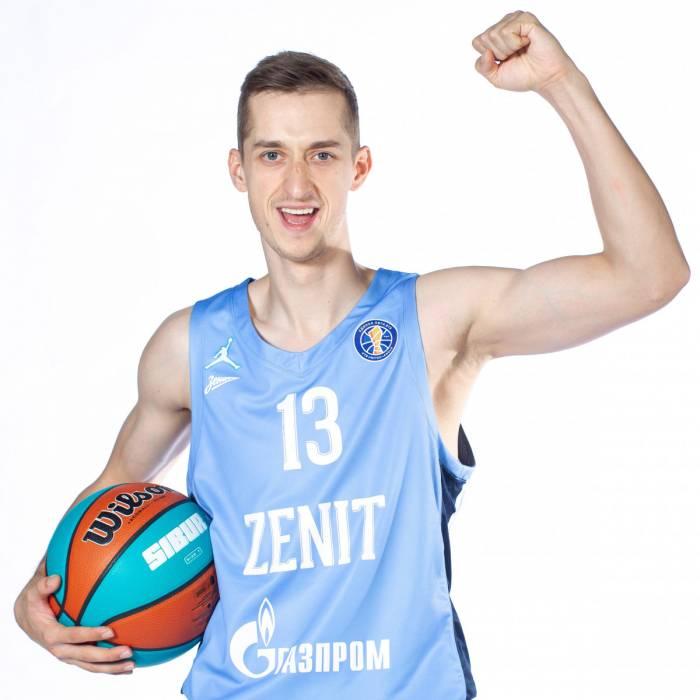 Photo de Dmitry Khvostov, saison 2020-2021