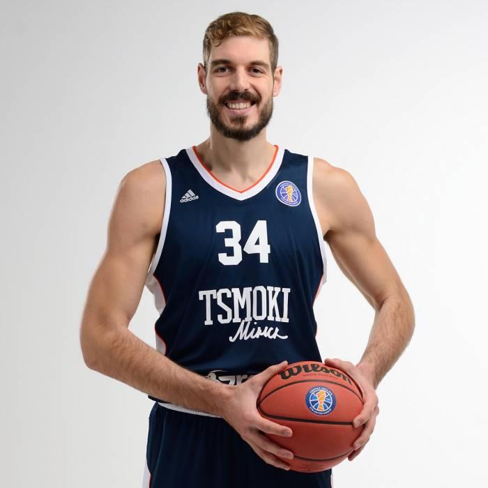 Photo of Zisis Sarikopoulos, 2018-2019 season