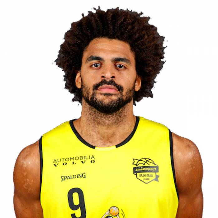 Photo de Jean-Marc Mwema, saison 2019-2020