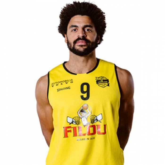 Photo de Jean-Marc Mwema, saison 2020-2021