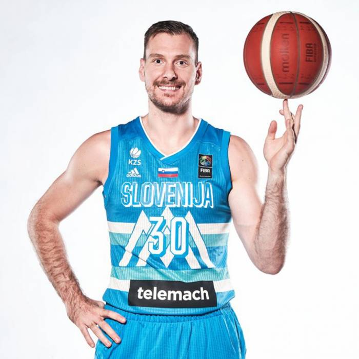Photo de Zoran Dragic, saison 2021-2022