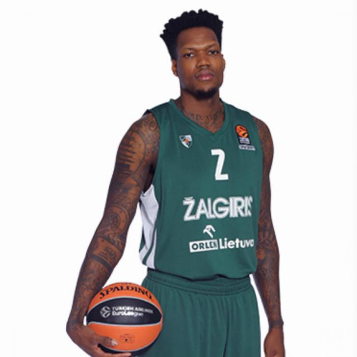 Photo de Deon Thompson, saison 2018-2019