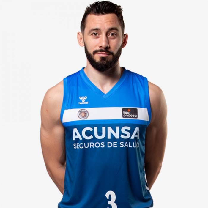 Photo de Lucas Faggiano, saison 2020-2021