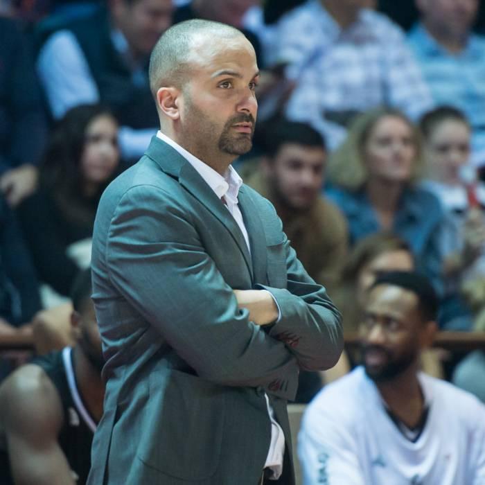 Photo de T.J. Parker, saison 2019-2020