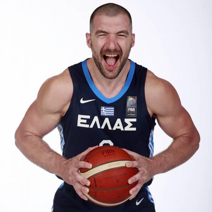 Vasileios Kavvadas nuotrauka, 2021-2022 sezonas