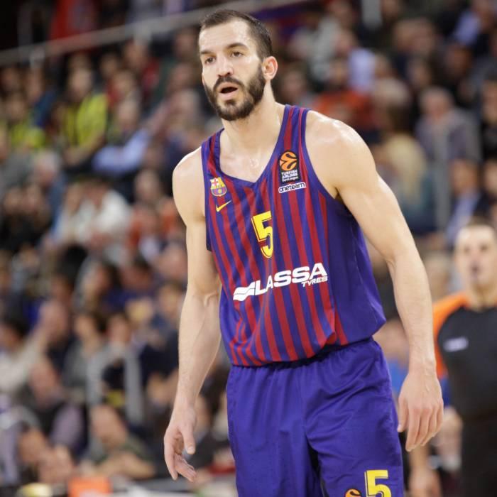 Photo of Pau Ribas, 2018-2019 season