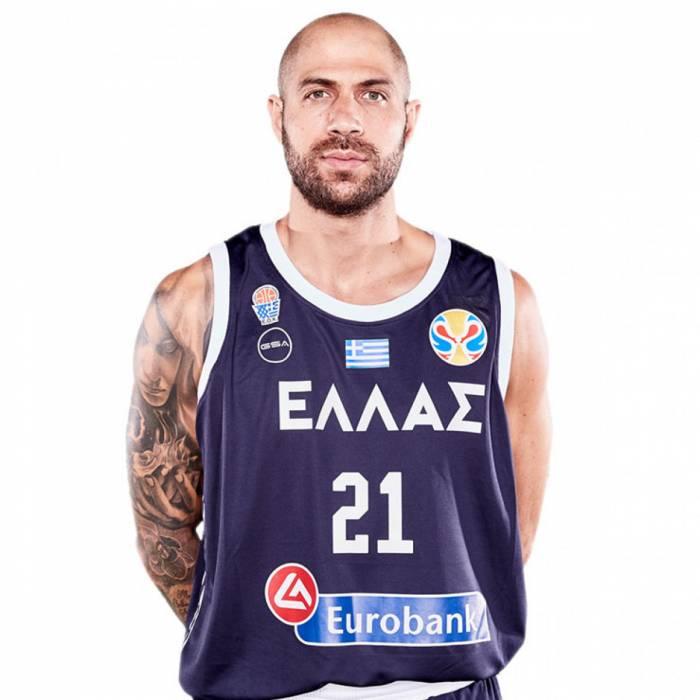 Photo de Panagiotis Vasilopoulos, saison 2019-2020