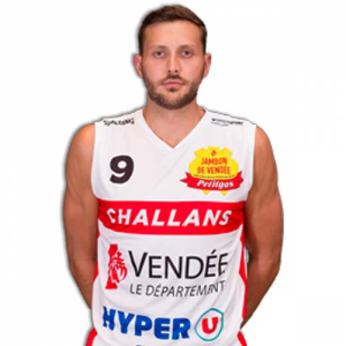 Photo of Romain Dardaine, 2020-2021 season