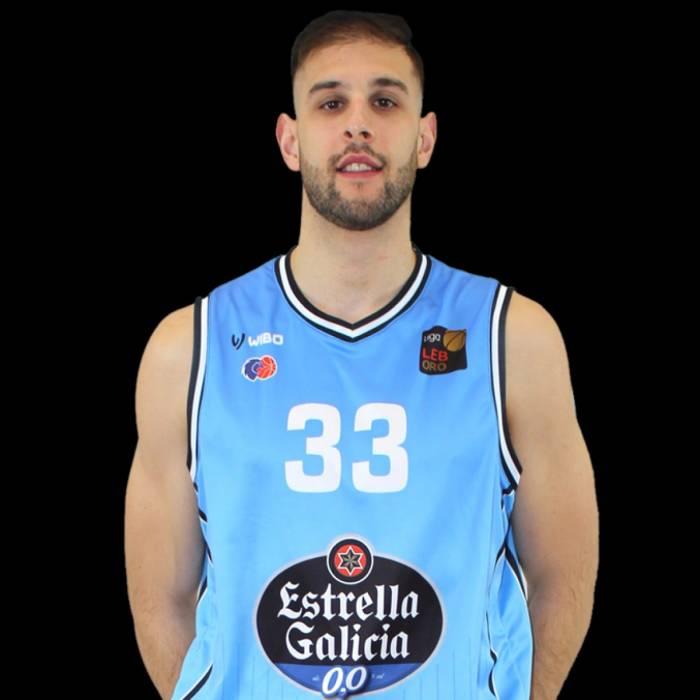 Photo de Ivan Cruz, saison 2020-2021