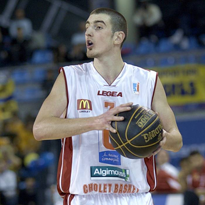 Photo of Nando De Colo, 2007-2008 season