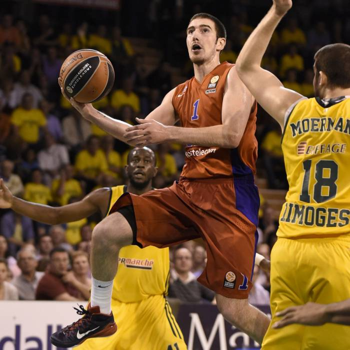 Photo of Nando De Colo, 2014-2015 season
