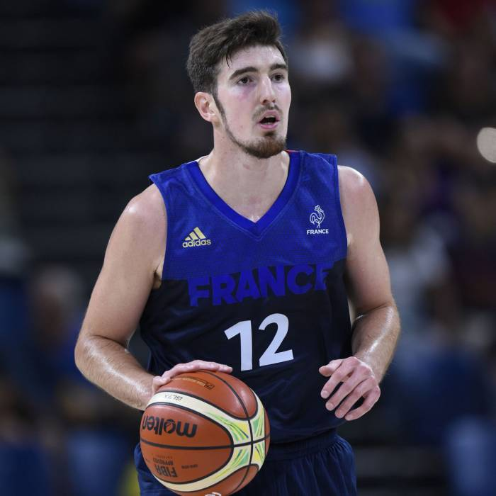 Photo of Nando De Colo, 2015-2016 season