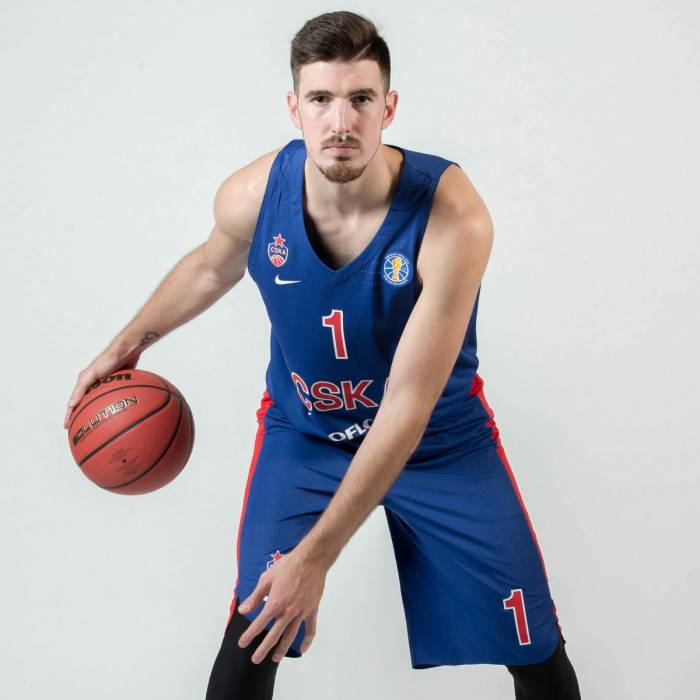 Photo of Nando De Colo, 2017-2018 season