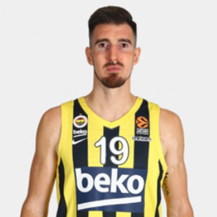 Photo of Nando De Colo, 2020-2021 season