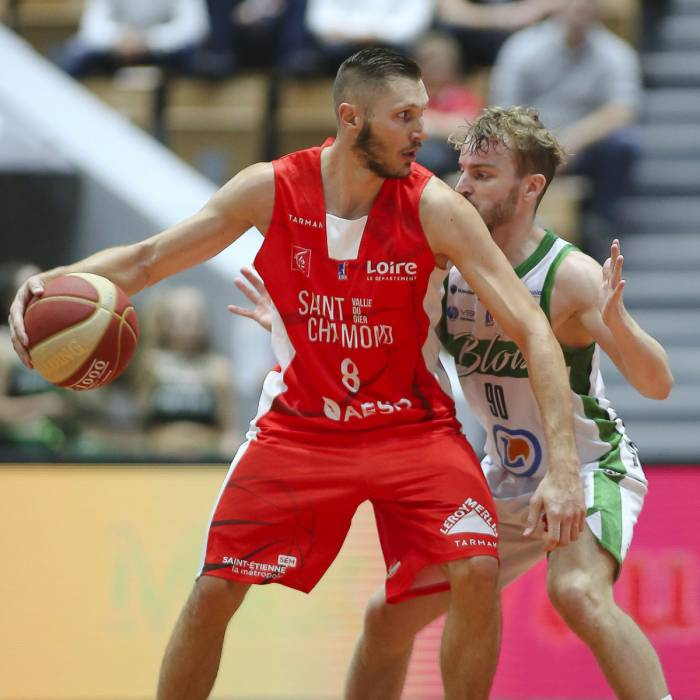 Photo of Mathieu Guichard, 2019-2020 season
