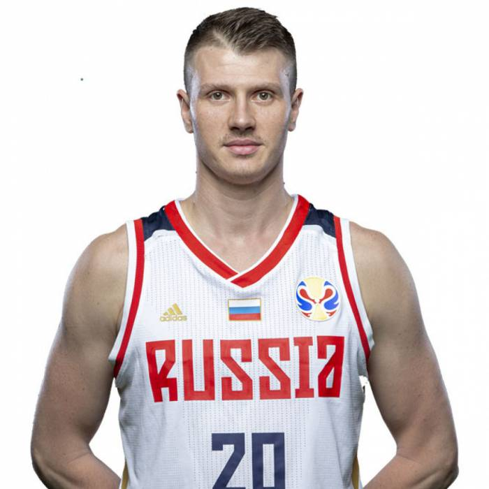 Photo of Andrei Vorontsevich, 2019-2020 season