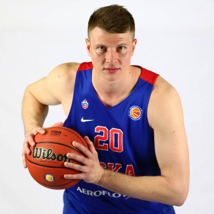 Photo of Andrei Vorontsevich, 2016-2017 season
