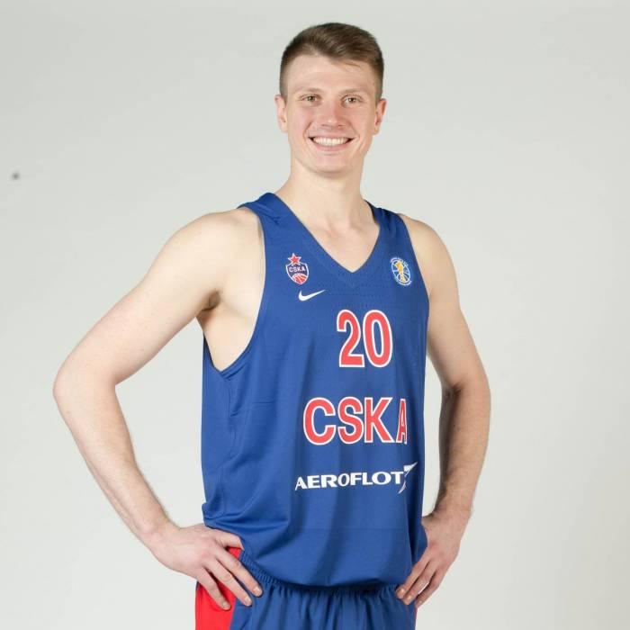 Photo of Andrei Vorontsevich, 2017-2018 season