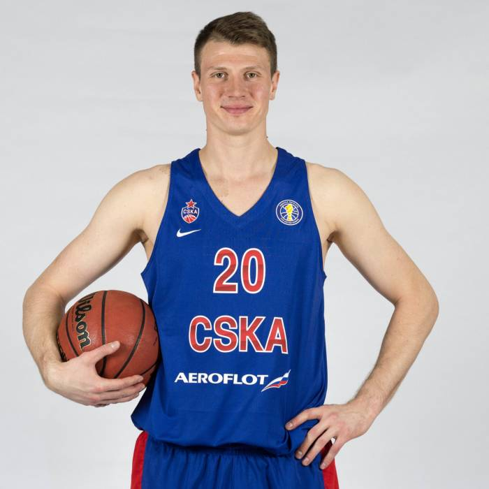 Photo of Andrei Vorontsevich, 2018-2019 season