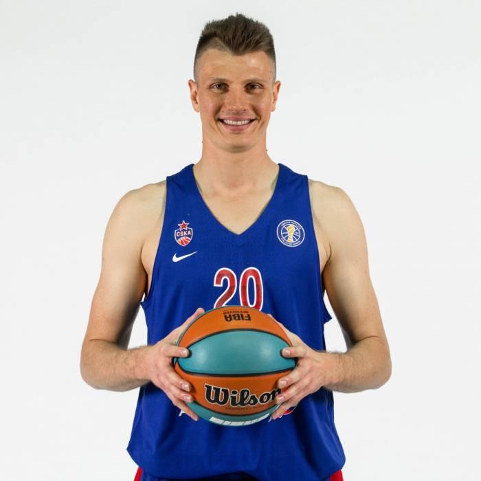 Photo of Andrei Vorontsevich, 2019-2020 season