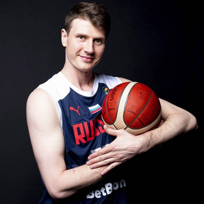Photo de Andrei Vorontsevich, saison 2021-2022