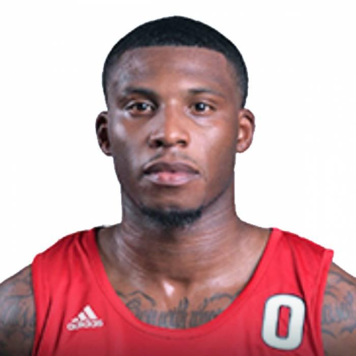 Photo of James Washington, 2018-2019 season