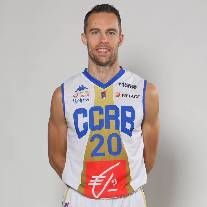 Photo de Jimmy Baron, saison 2019-2020