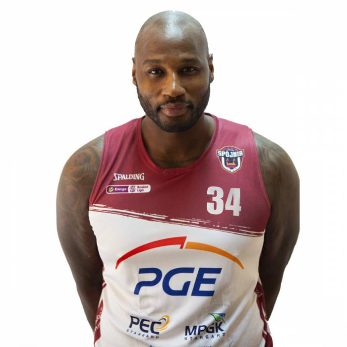 Photo of Darnell Jackson, 2019-2020 season