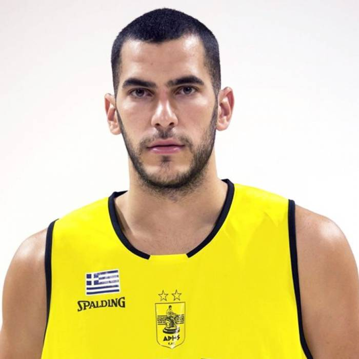 Photo de Lefteris Bochoridis, saison 2019-2020