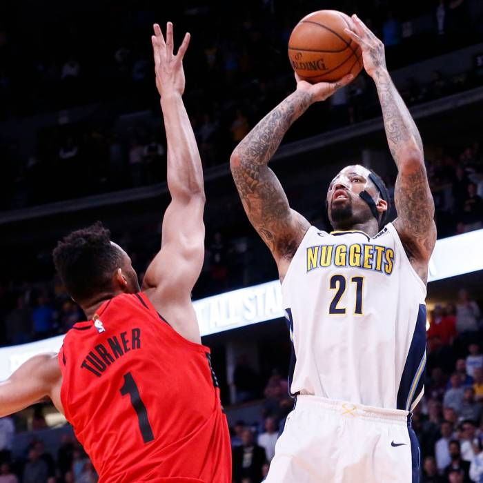 Photo of Wilson Chandler, 2017-2018 season