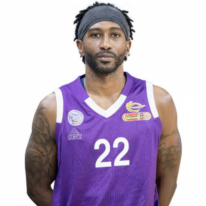 Photo de Jerel Mcneal, saison 2019-2020