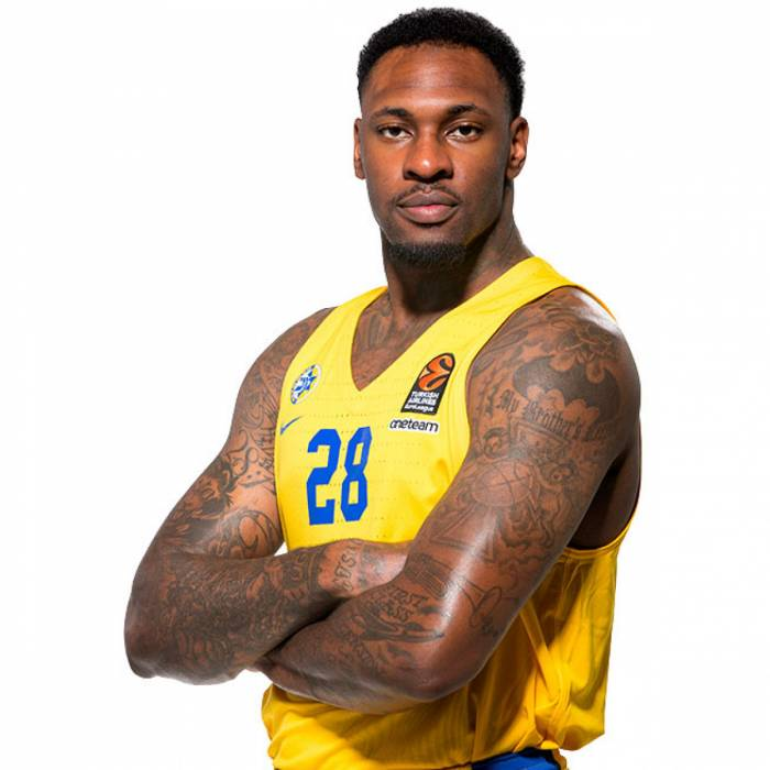 Photo of Tarik Black, 2019-2020 season