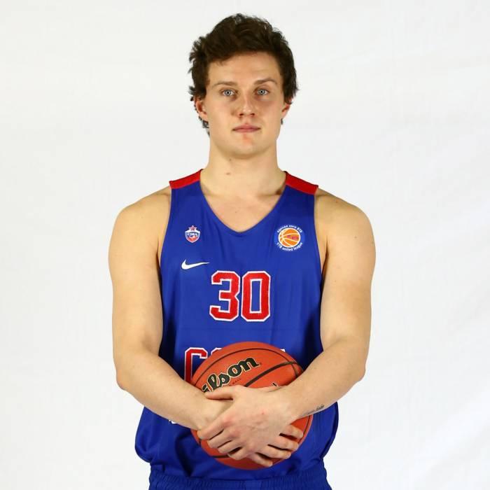 Photo de Mikhail Kulagin, saison 2016-2017