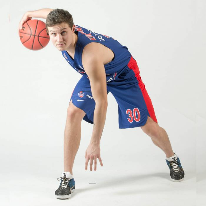 Photo de Mikhail Kulagin, saison 2017-2018