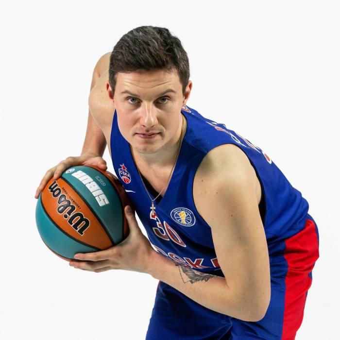 Photo de Mikhail Kulagin, saison 2019-2020