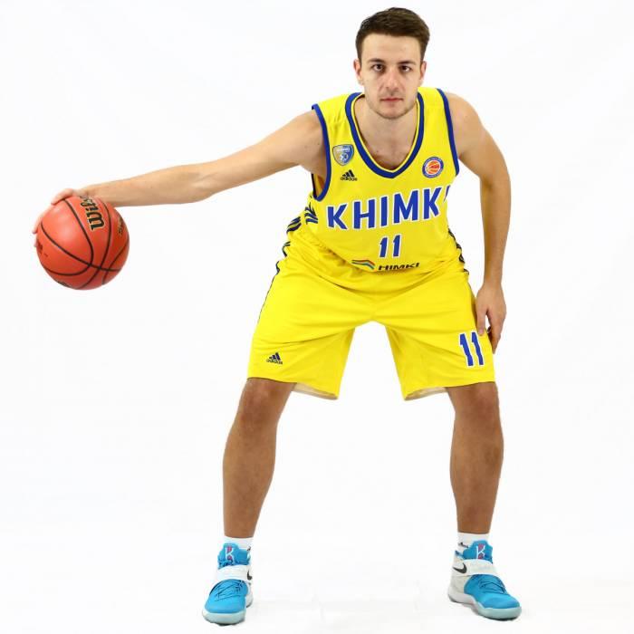 Photo de Stanislav Ilnitskiy, saison 2016-2017