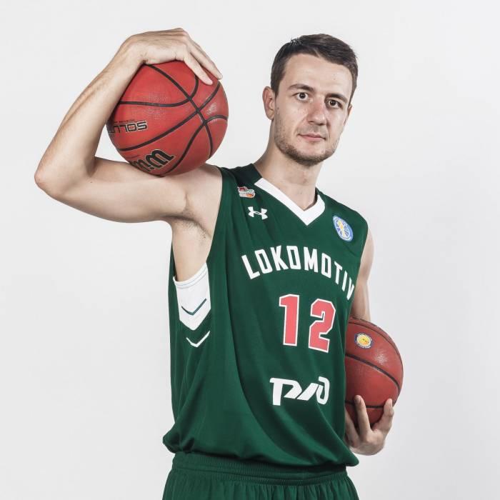 Photo de Stanislav Ilnitskiy, saison 2017-2018