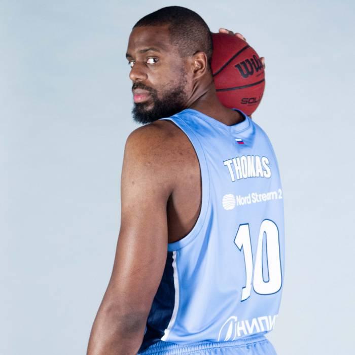 Photo de Will Thomas, saison 2019-2020
