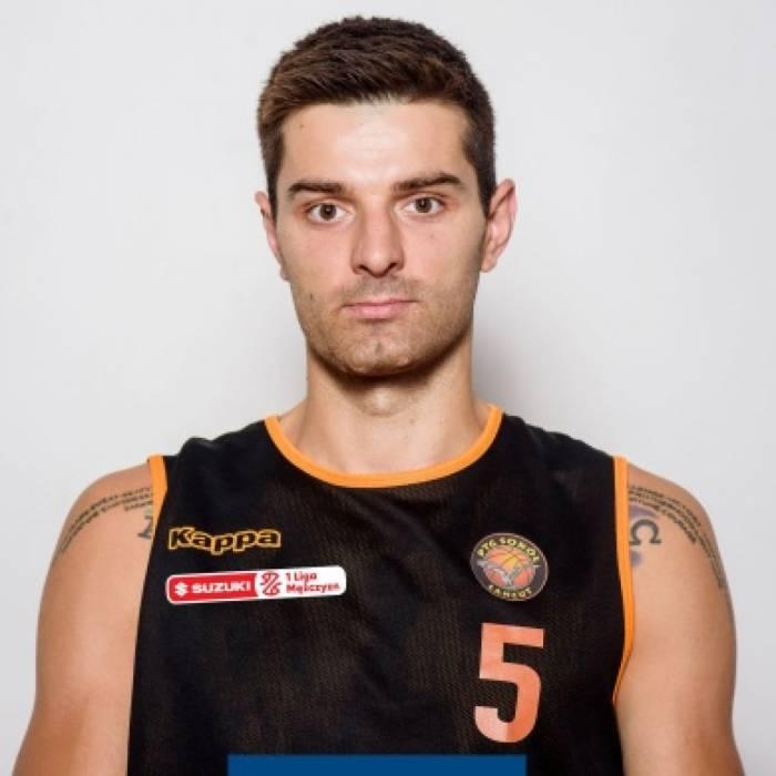 Photo of Wojciech Fras, 2020-2021 season
