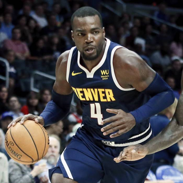 Photo of Paul Millsap, 2019-2020 season