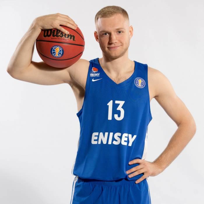 Photo de Denis Zakharov, saison 2018-2019