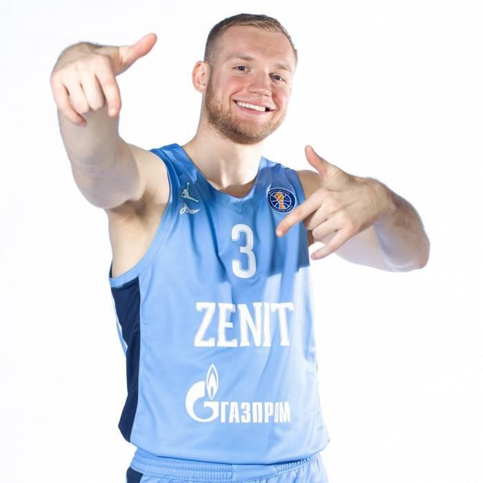 Photo de Denis Zakharov, saison 2020-2021