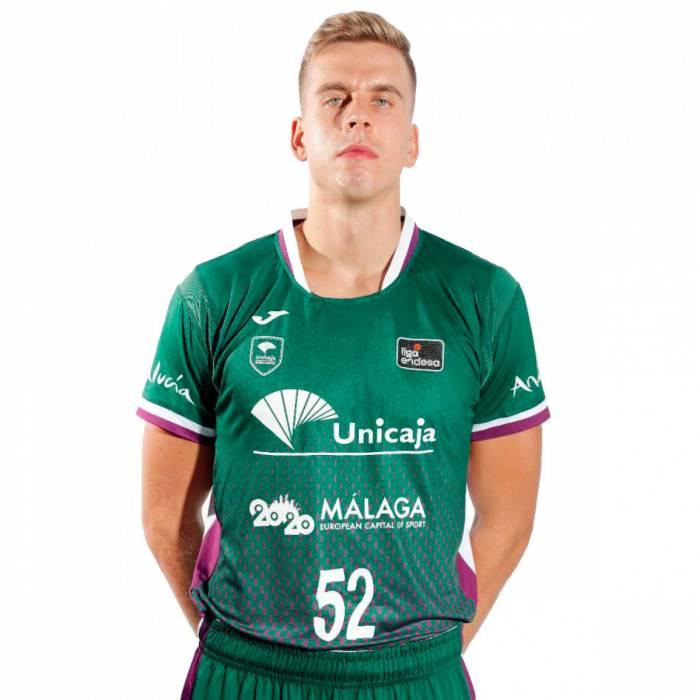 Photo de Volodymyr Gerun, saison 2019-2020